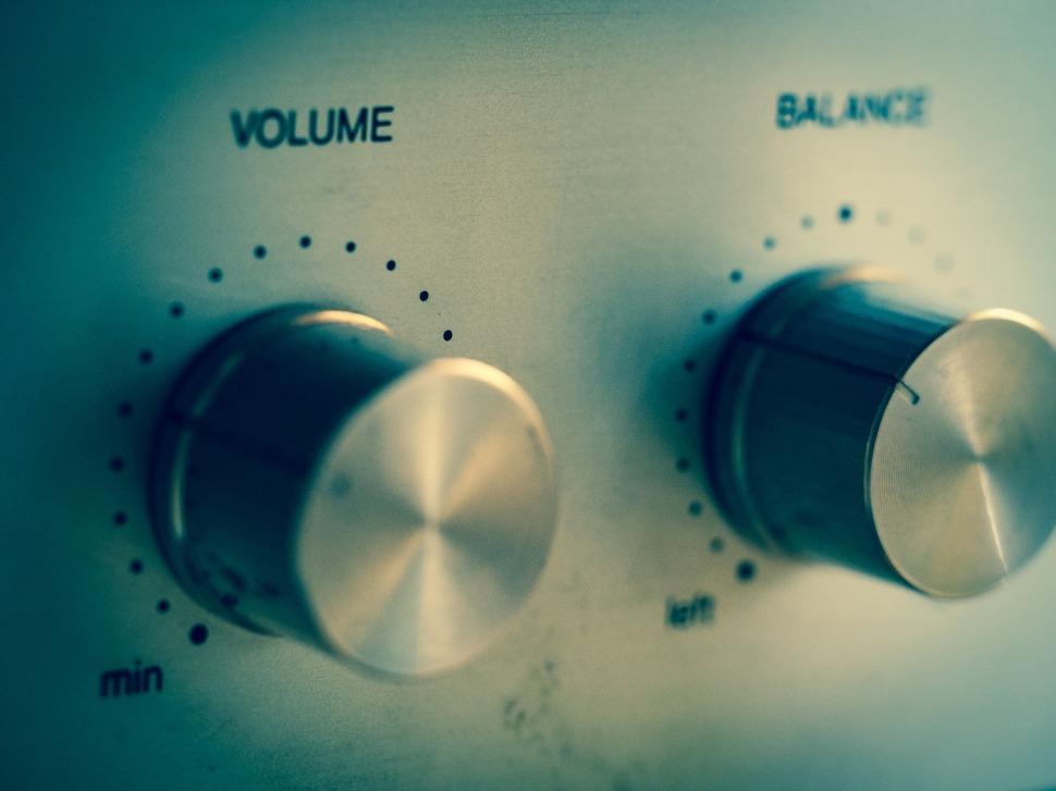 Amplify Volume Balance